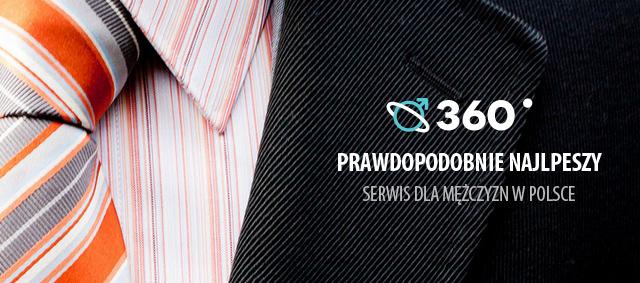 mężczyzna 360 logo