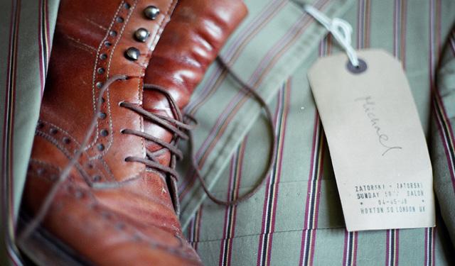 męskie obuwie